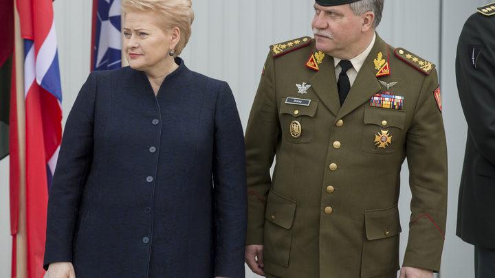 Подай, принеси, сожги деревню: Литва обманулась в своих ожиданиях