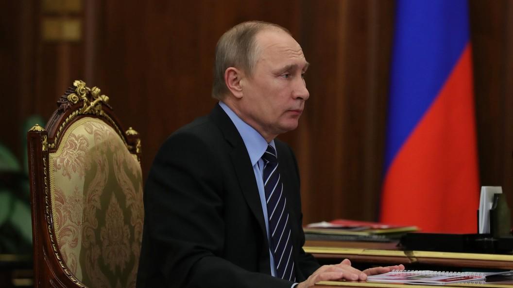 Путин: Проблему с обеспечением детей местами в яслях необходимо решать по аналогии с детсадами