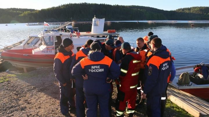 В карельском озере утонули две девочки