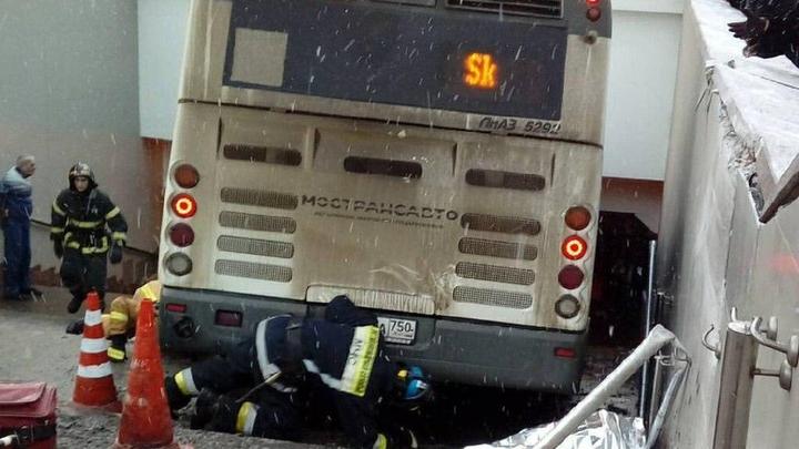 Сделал все, но не справился - водитель тарана на Славянском бульваре дал показания