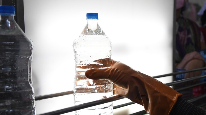 В дагестанском селе отключили воду после массового отравления детей