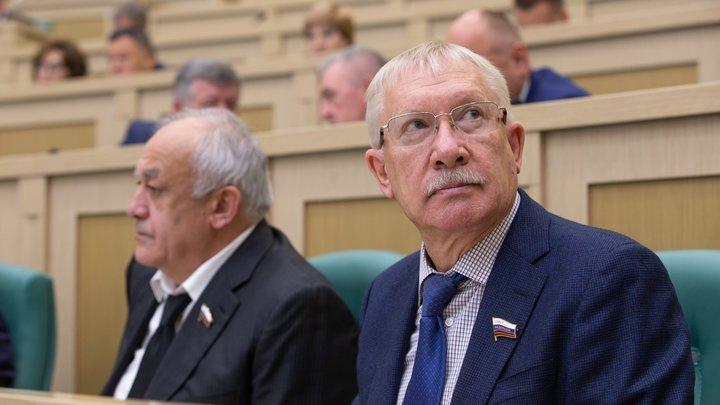 Россия продолжит снабжать Сирию нефтью в рамках договоренностей - сенатор Морозов
