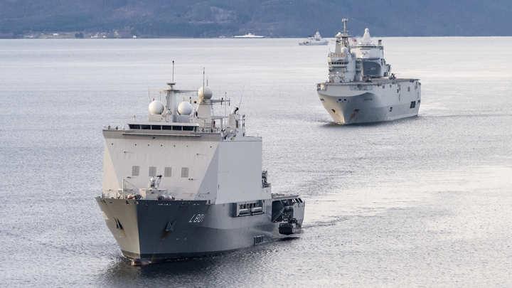 Вот и новые санкции: Российский флот взял на мушку корабли НАТО в Черном море