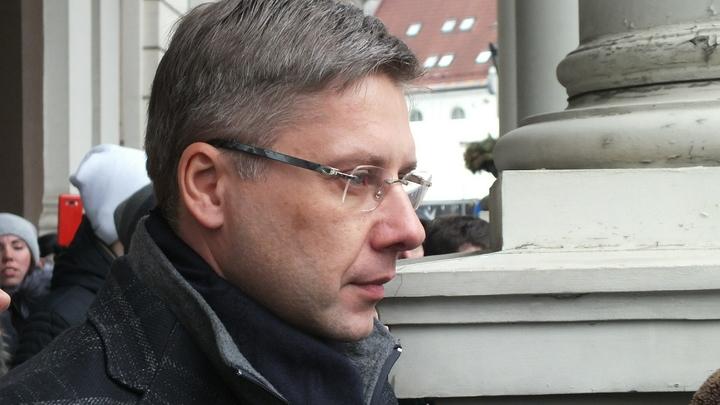 Региональный министр уволил мэра Риги Нила Ушакова