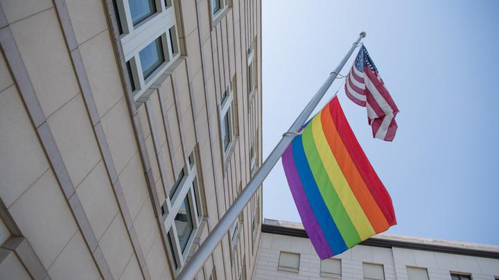 Радуга – по всему миру: Госдеп США пошел на откровенную уступку ЛГБТ