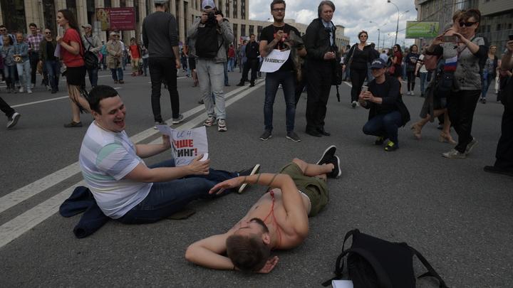 Арестов - 88, штрафов - более 300. Мосгорсуд продолжает выносить приговоры участникам акции 27 июля