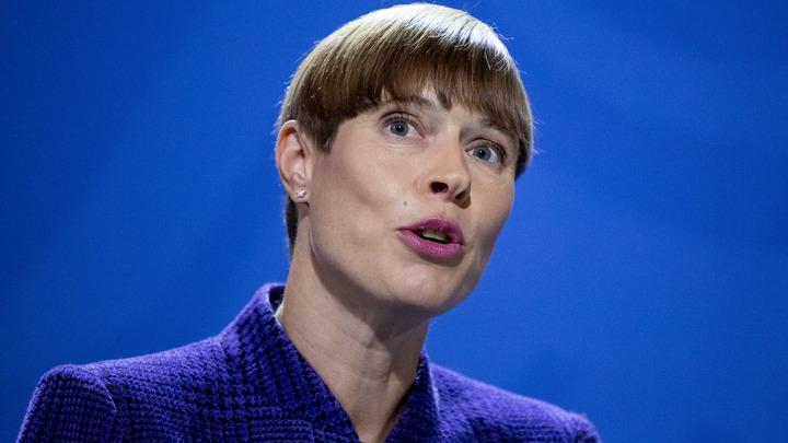 НАТО нас защитит: Президент Эстонии назвала Россию самым трудным партнёром