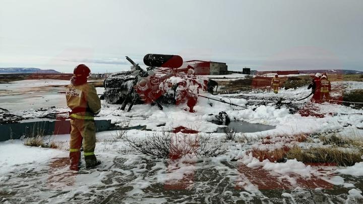 Что-то не так с вертолётами Ми-8? Эксперт указал два пути поиска причин авиакатастроф