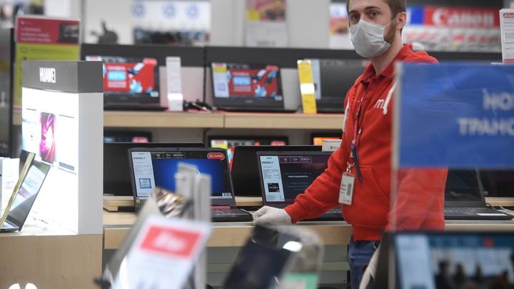 Краха рынка электроники в России не будет. Пока