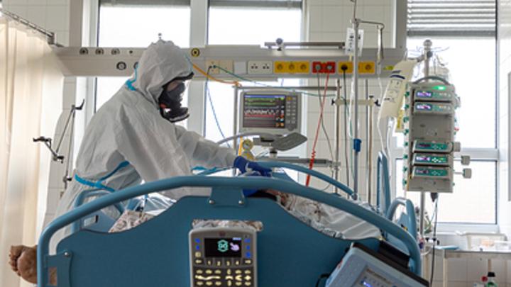 Давай ещё подышим, ты же хочешь жить? Анестезиолог раскрыл главный страх врачей из-за COVID-19