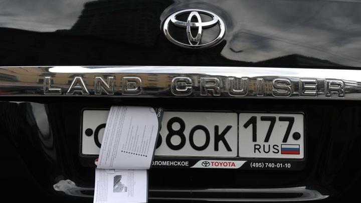 Потому что ГИБДД так удобнее: Выдачу номеров автомобилей привяжут к прописке