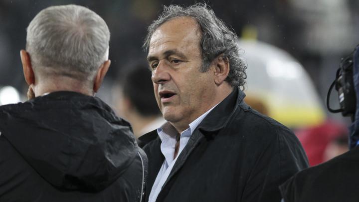 Экс-президент УЕФА арестован по подозрению во взятке от Катара