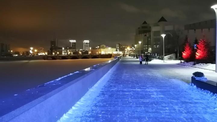 Горожане узнали, что на Крещение 2021 в Челябинске будет мороз
