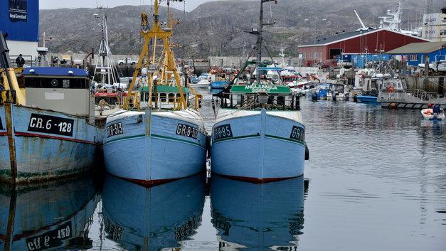 В Дании арестовали пароход «Новая Земля» с гражданами России на борту