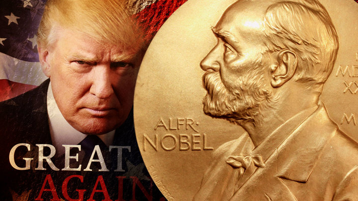 Выдаст ли Ким Нобелевскую премию мира Трампу?