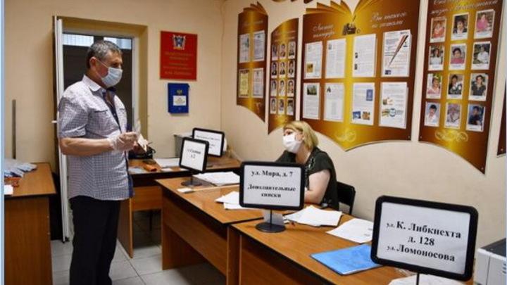 Голосование по поправкам в Конституцию в Ростовской области: за 3 дня проголосовали треть жителей