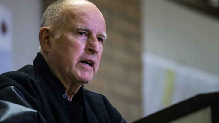 Губернатору Калифорнии подыскали замену на Украине: Пранкеры ″заслали″ на ″родину Порошенко″