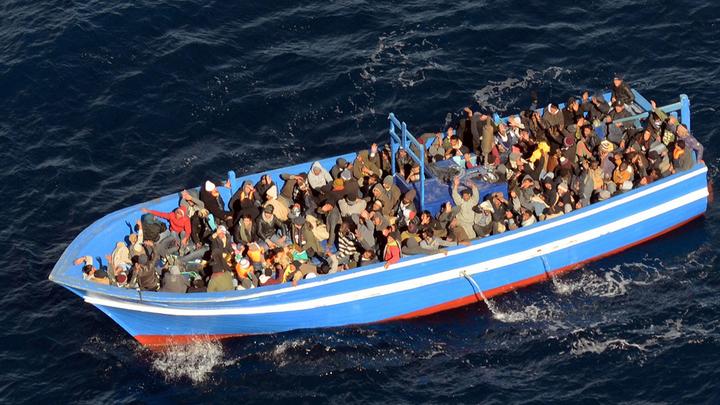 Евросоюз закрывает Средиземное море для нелегальной миграции