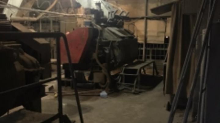 В Тольятти на заводе железобетонных изделий в бетономешалке погиб рабочий