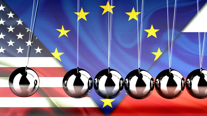 Русский интерес в торговой войне США и ЕС