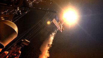 США готовы напасть на Сирию