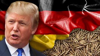 Немцы против военной директивы Трампа