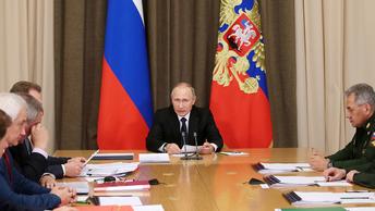 Оборона России: готовность номер один