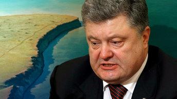 Порошенко обещает вернуть Крым, но уже теряет Львов