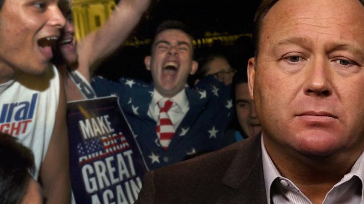 Алекс Джонс – конспиролог, который привел Трампа к победе