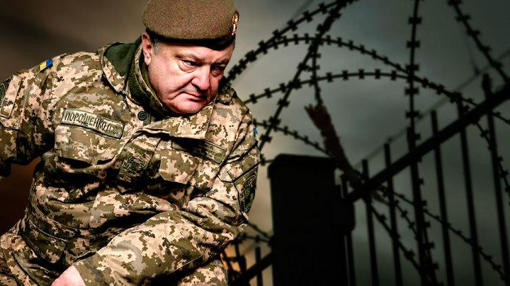 Порошенко удерживает граждан России в качестве заложников