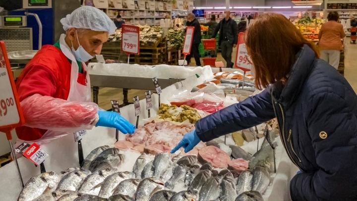 Кузбасский минпромторг прокомментировал рост цен на продукты в регионе