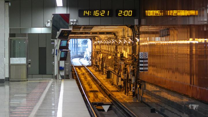 2 года судов: Проектировать коричневую ветку метро в Петербурге будет фирма из Москвы