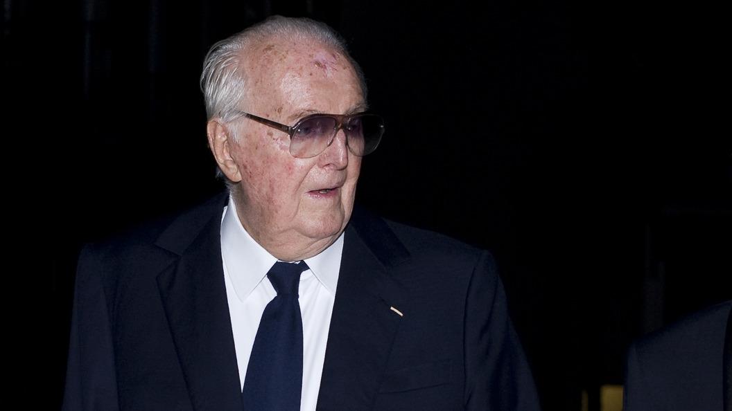Скончался основатель популярного дома Givenchy
