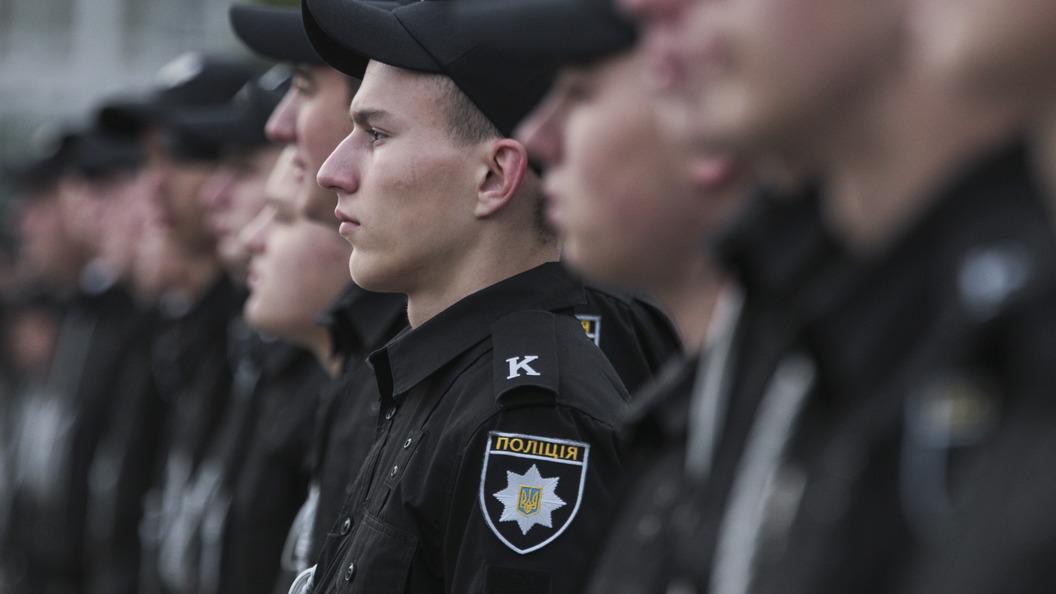 На Украине искатели янтаря обстреляли полицейских, изъявших мотопомпы