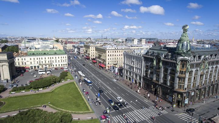 Петербург побил рекорд Москвы по уровню атмосферного давления в сентябре