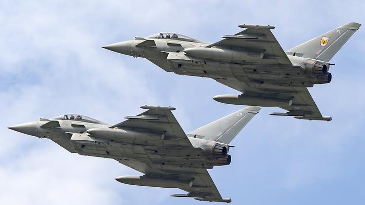 Русские держали Лондон на мушке после угроз Путину и Лукашенко: Британцы ответили 28 самолётами