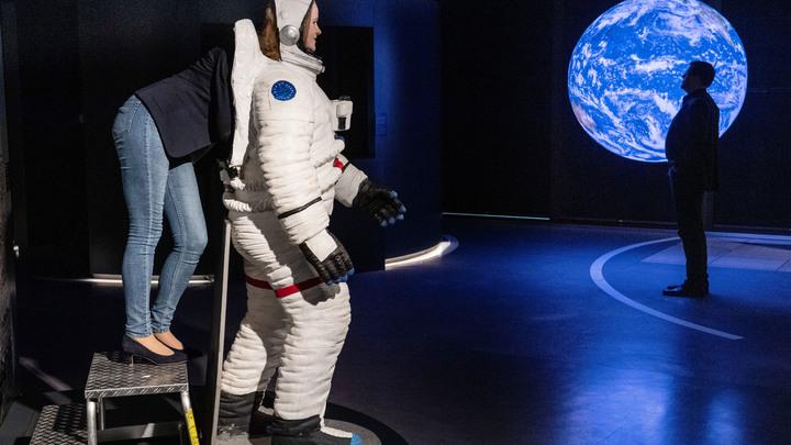 Высадка американцев на Луне – обман? Ничего этого не было