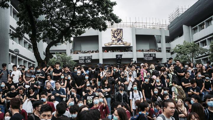 Если бы у наших страшил были мозги...: Делягин предсказал сценарий событий в Гонконге