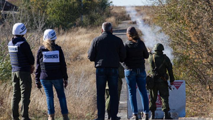 Разведение сил в Донбассе: Жертвой ВСУ стал беспилотник ОБСЕ - источник