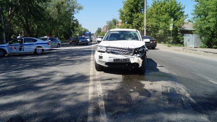 Водитель Land Rover был пьян: ДТП в Челябинске закончилось двумя смертями