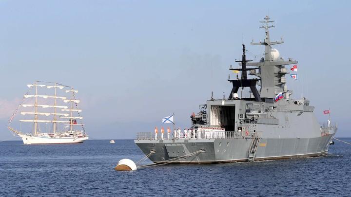 Принимать первый удар не будем: Русских обвинили в провокациях в Чёрном море