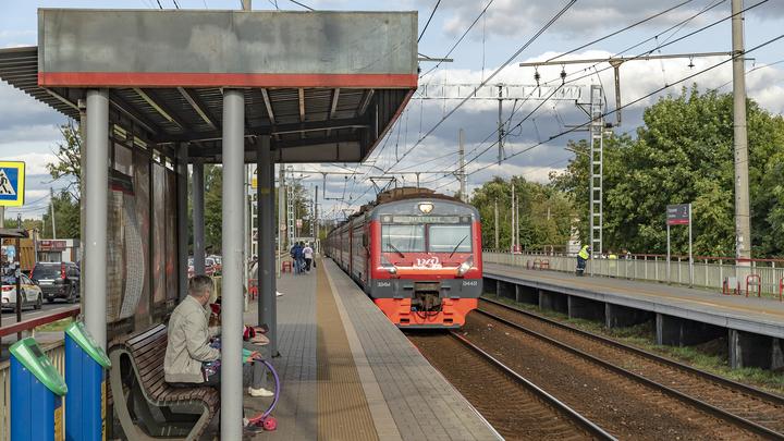 Охранник ЖД станции напал с ножом на пассажира в Подмосковье