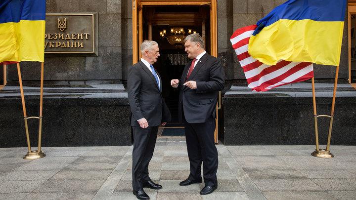 США не видят Украину в НАТО и при ядерном оружии
