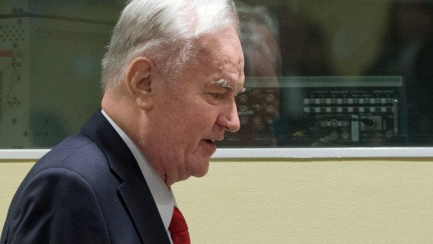Ратко Младич проведет в тюрьме всю оставшуюся жизнь