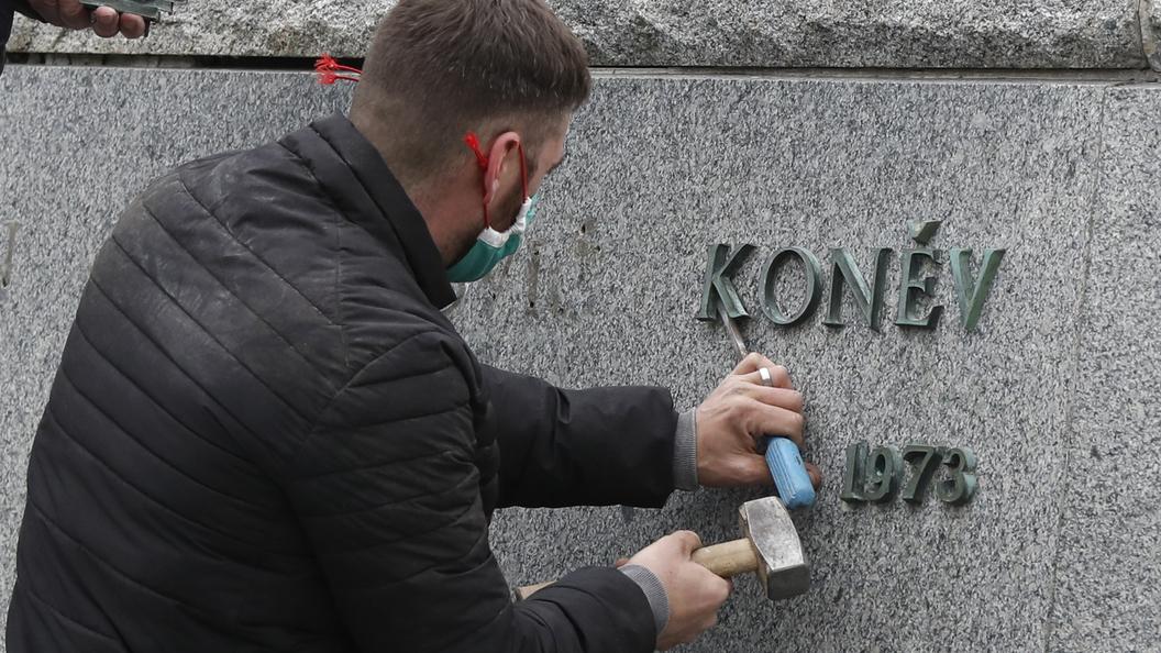 Лишь бы подгадить: Американцы подготовили снос памятника Коневу