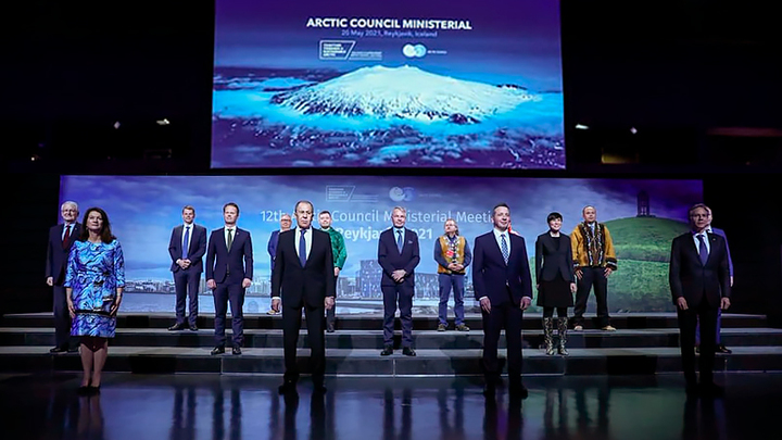 Накануне Арктического саммита
