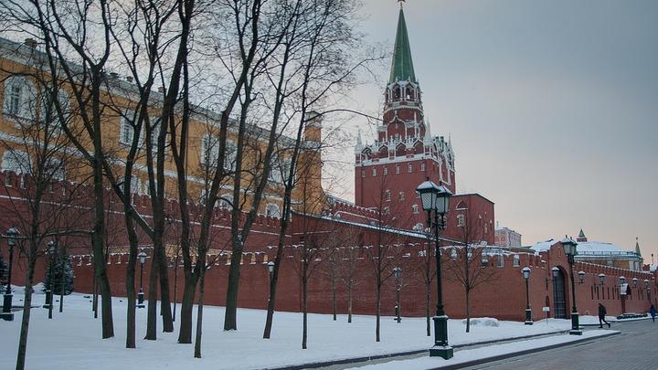 В Кремле высказались о смягчении санкций США в отношении ФСБ