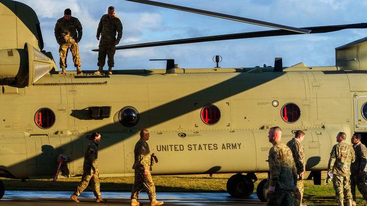 США отвоёвывают себе кусочек Сирии