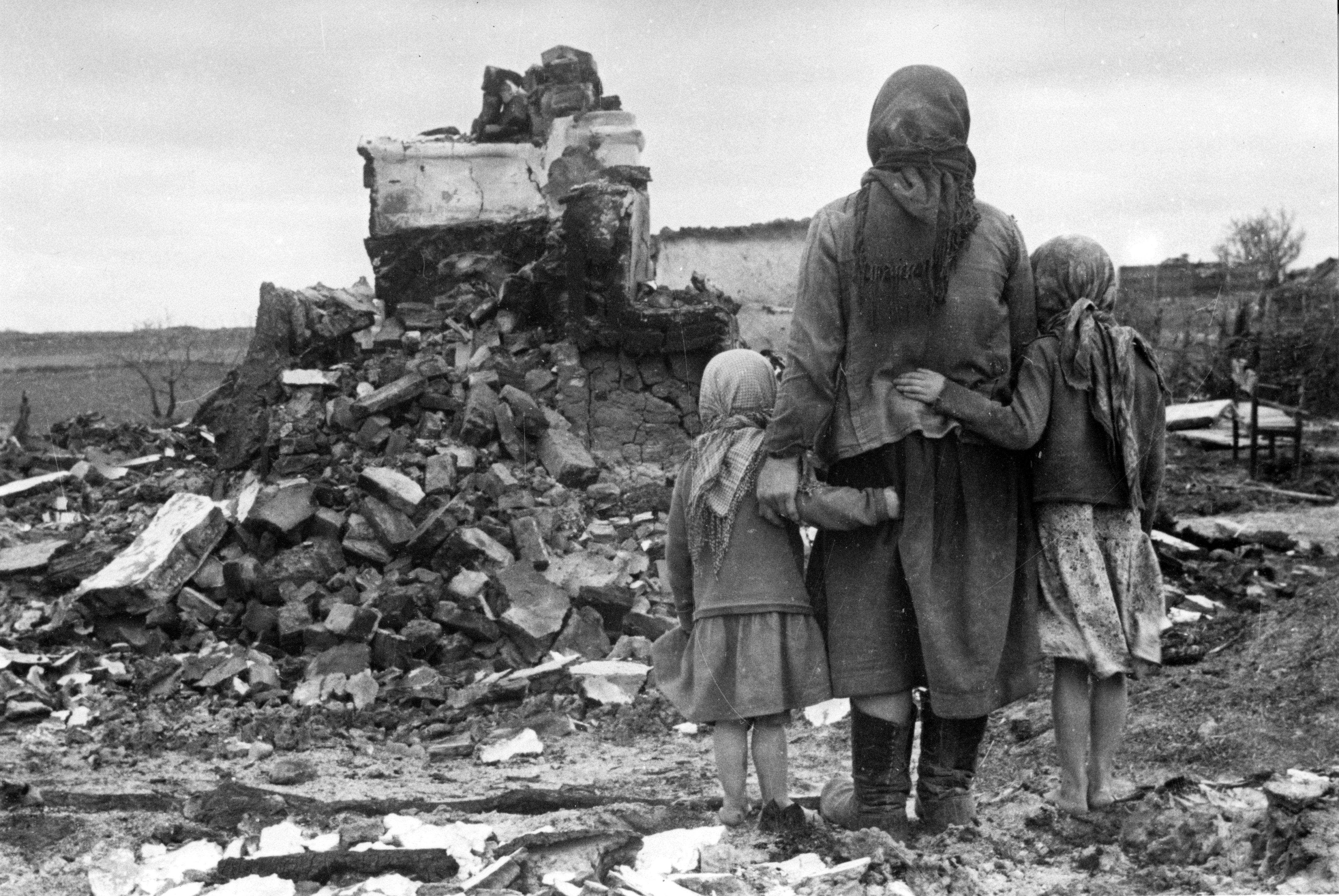 Открытки, картинки во время войны